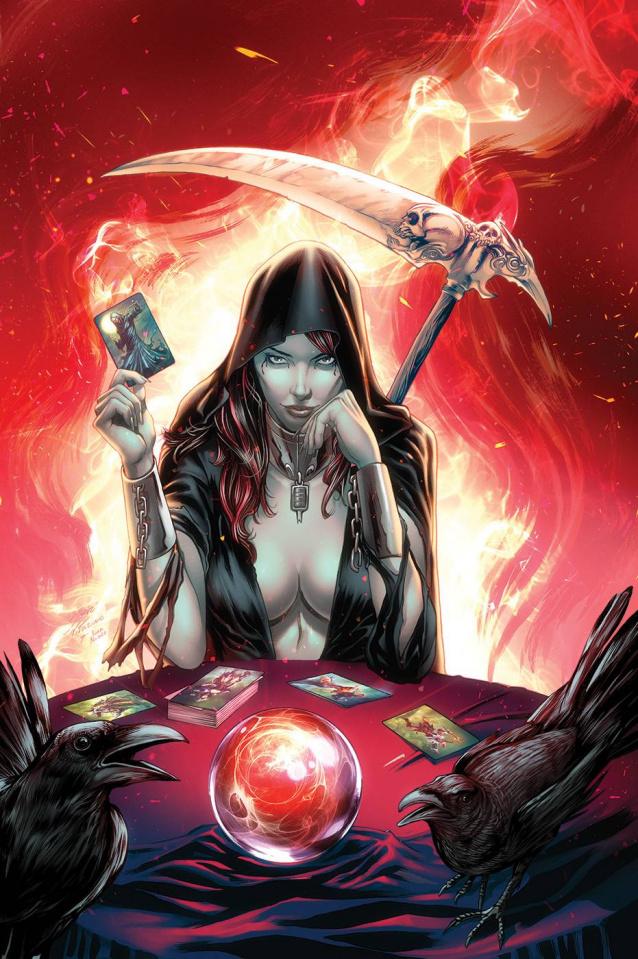 Tales of Terror Quarterly 2020 Halloween Special #1 (Vitorino Cover)