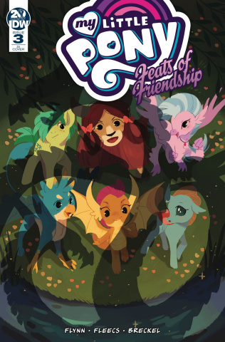 My Little Pony: Feats of Friendship #2 (10 Copy O'Neill Cover)