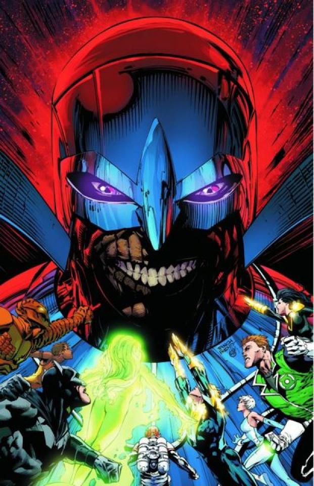 Justice League International #5