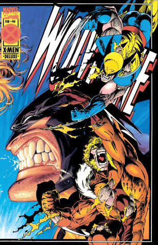 Wolverine: The Dying Game #1 (True Believers)