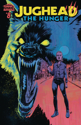 Jughead: The Hunger #8 (Gorham Cover)