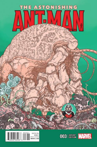 Astonishing Ant-Man #3 (Farinas Cover)