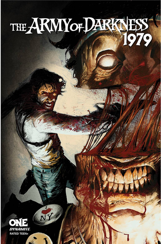 The Army of Darkness: 1979 #1 (Alexander Cover)