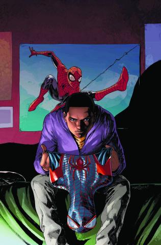 Miles Morales: Ultimate Spider-Man #2 (2nd Printing)