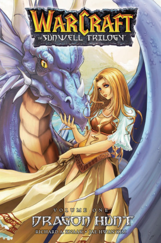 Warcraft: The Sunwell Trilogy Vol. 1: Dragon Hunt