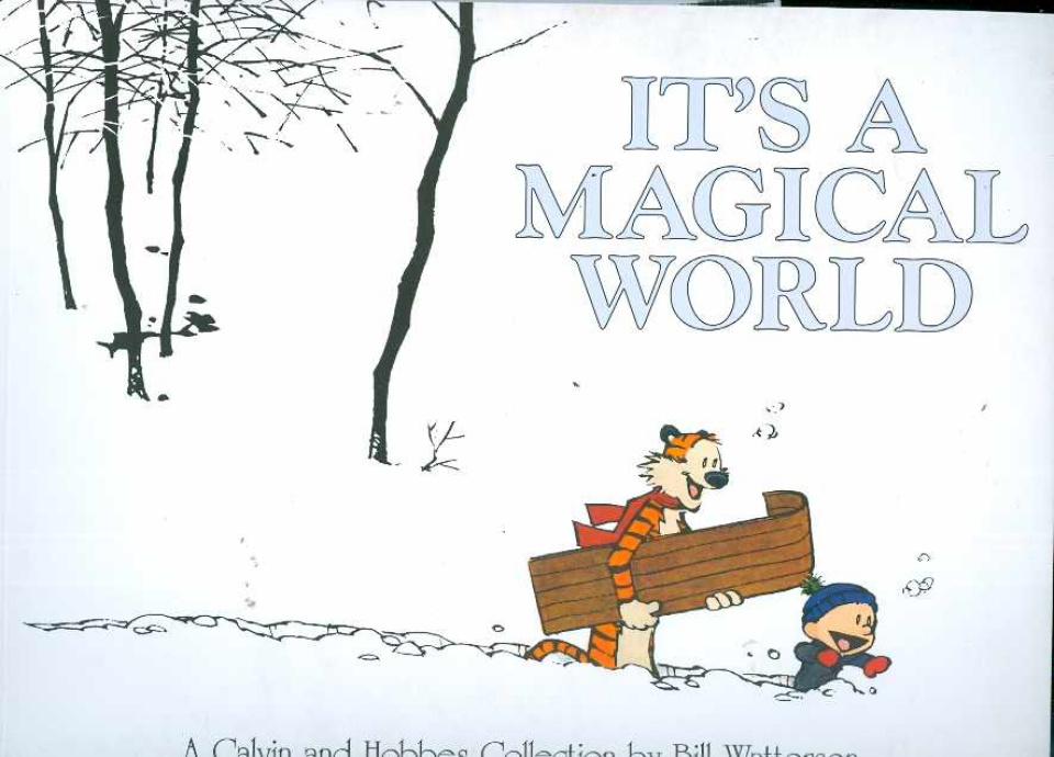 Calvin & Hobbes: It's a Magical World