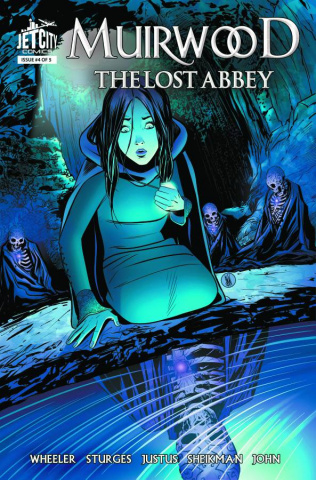 Muirwood: The Lost Abbey #4