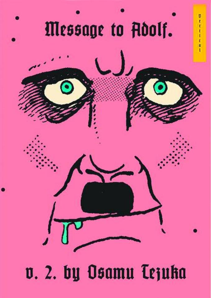 Tezuka: Message To Adolf Vol. 2