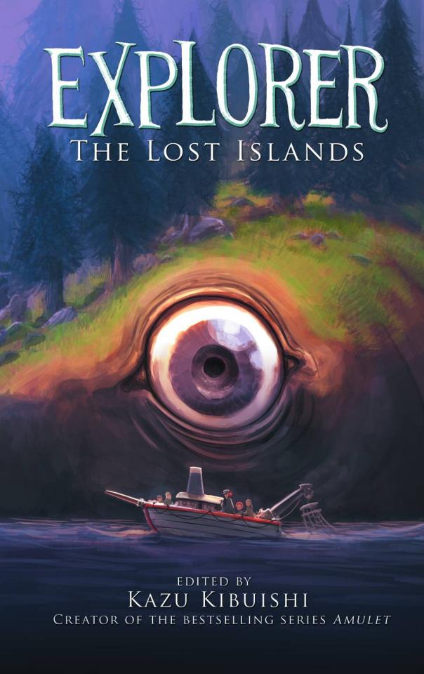 Explorer Vol. 2: The Lost Islands