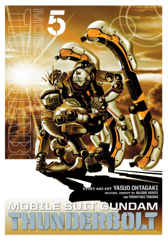 Mobile Suit Gundam: Thunderbolt Vol. 5