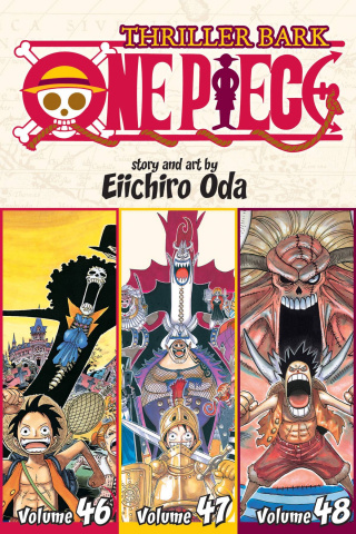 One Piece Vol. 16 (3-in-1 Edition)