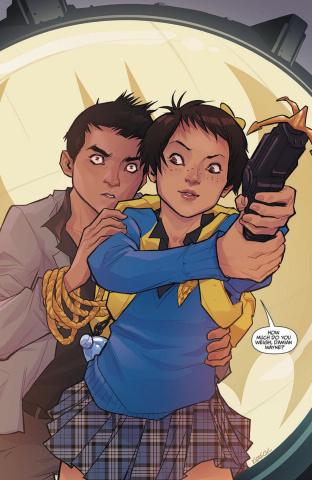Gotham Academy: Second Semester #11