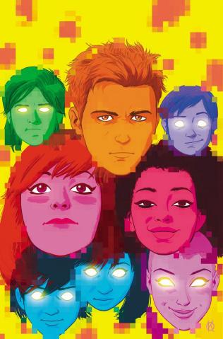 Generation Zero #1 (20 Copy Kano Cover)