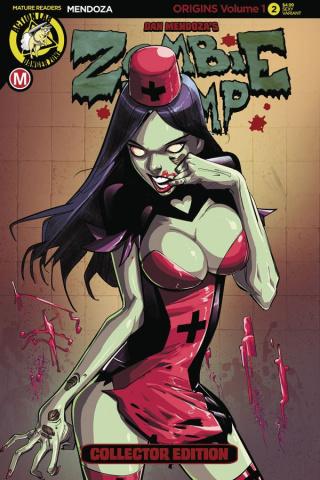 Zombie Tramp: Origins #3 (Sexy Cover)
