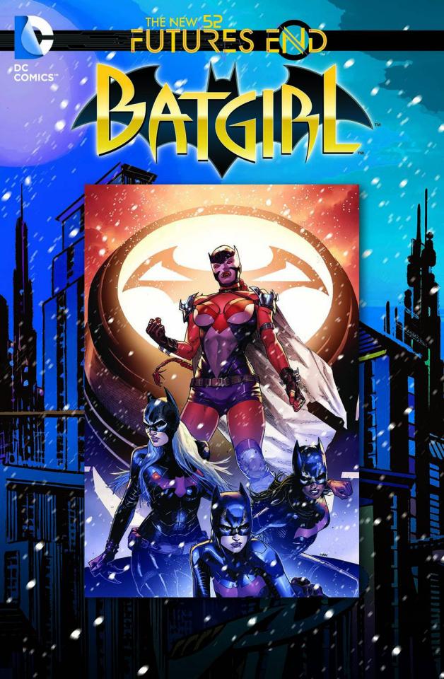 Batgirl: Future's End #1 (Standard Cover)