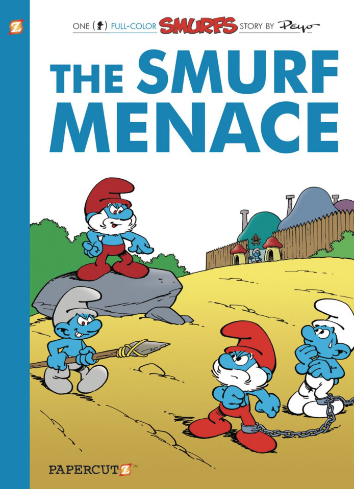 The Smurfs Vol. 22: The Smurf Menace