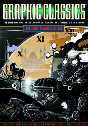 Graphic Classics Vol. 3: H.G. Wells