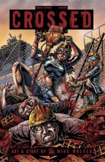 Crossed: Badlands #81 (Torture Cover)