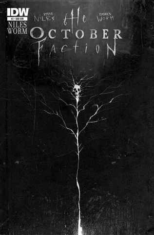 The October Faction #2 (Subscription Cover)