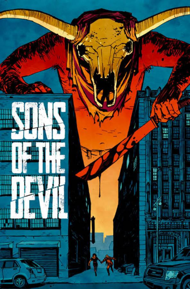 Sons of the Devil #3 (Chang Cover)