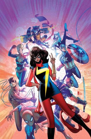 Marvel Team-Up #1 (Medina Cover)