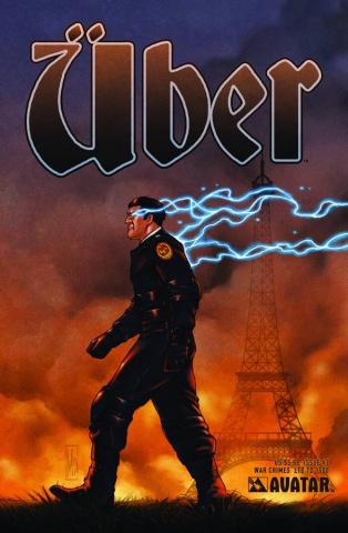 Über #3 (War Crimes Cover)