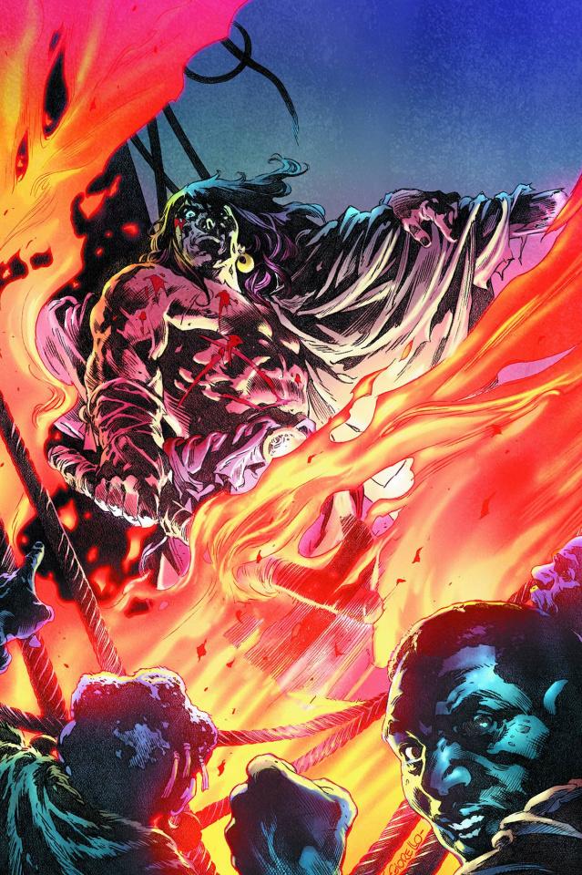 King Conan: The Conqueror #2