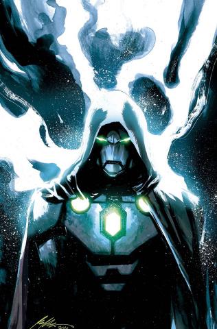 Infamous Iron Man #2 (Albuquerque Cover)