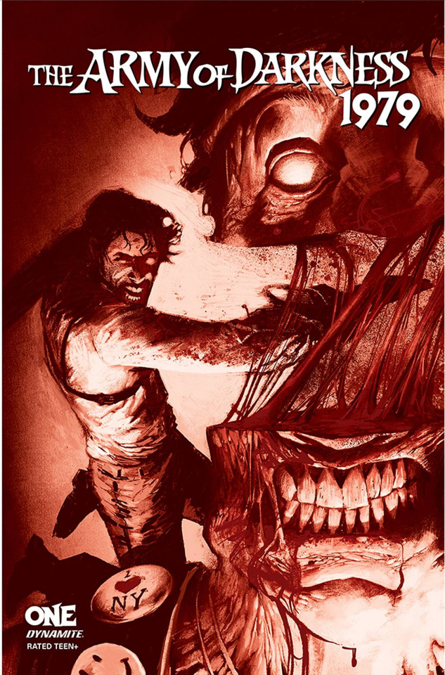 The Army of Darkness: 1979 #1 (50 Copy Alexander Blood Cover)