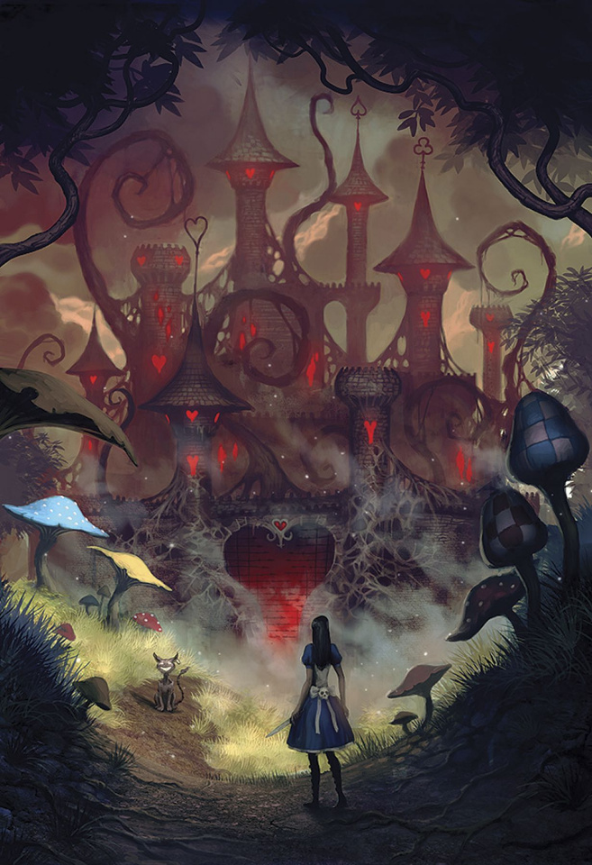 The Art of Alice: The Madness Returns