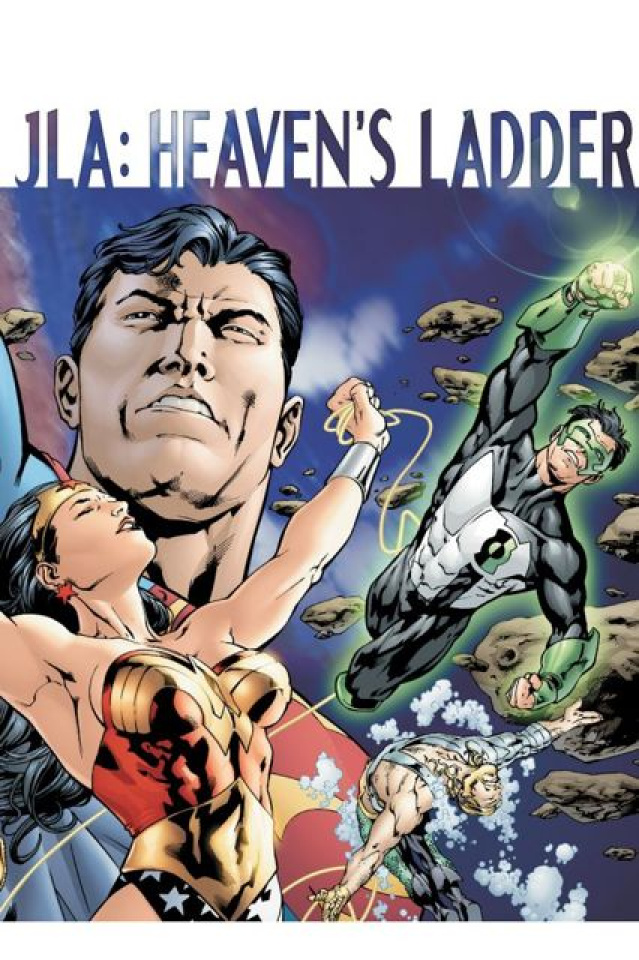 DC Comics Presents: JLA - Heavens Ladder #1