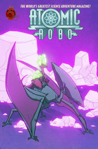 Atomic Robo: The Savage Sword of Dr. Dinosaur #2