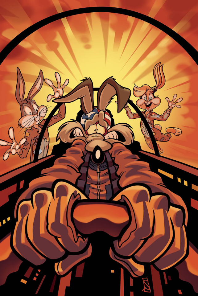 Looney Tunes #255