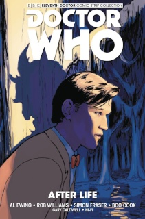Doctor Who: Eleventh Doctor Comic Strip Collection Vol. 1: After Life