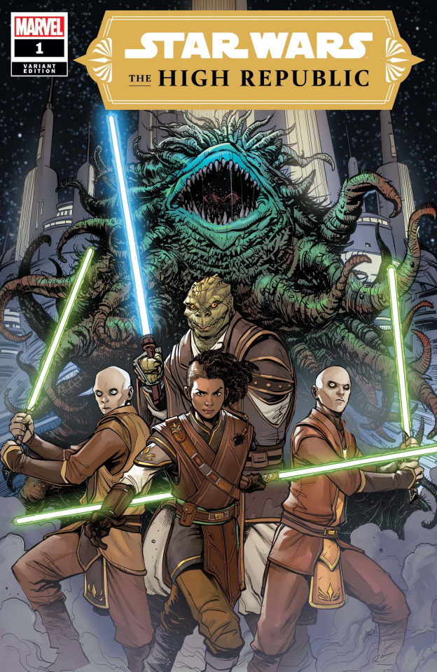 Star Wars: The High Republic #1 (Anandito Cover)
