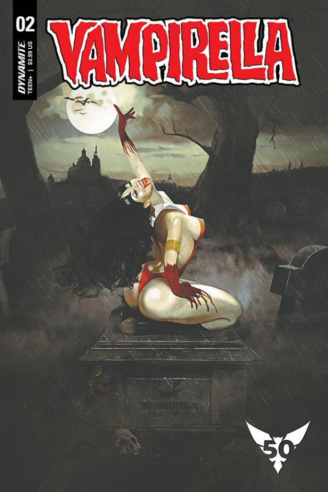 Vampirella #2 (Dalton Cover)