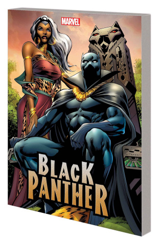 Black Panther by Hudlin Vol. 3 (Complete Collection)