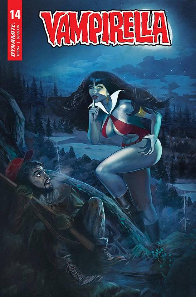 Vampirella #14 (Dalton Cover)
