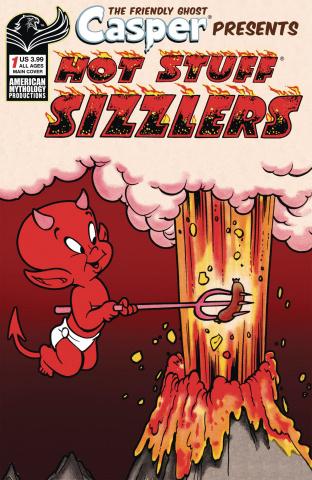Capser Spotlight: Hotstuff Sizzlers #1