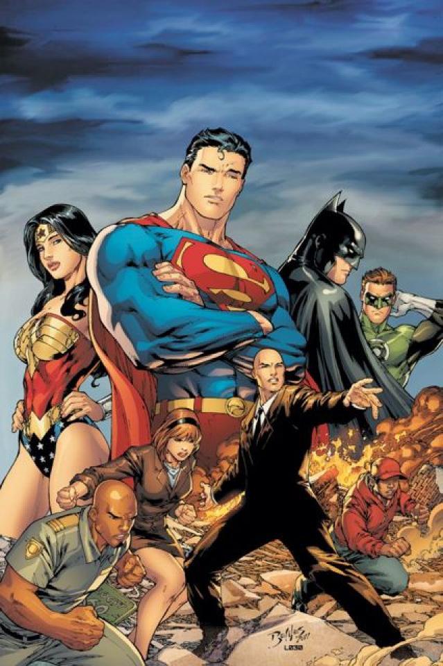 DC Universe: Online Legends #11