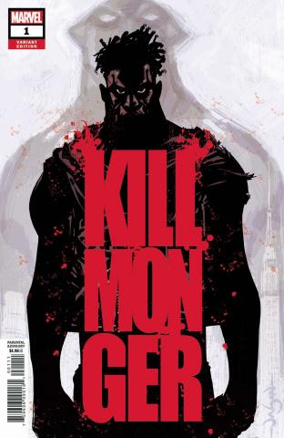 Killmonger #1 (Pearson Cover)