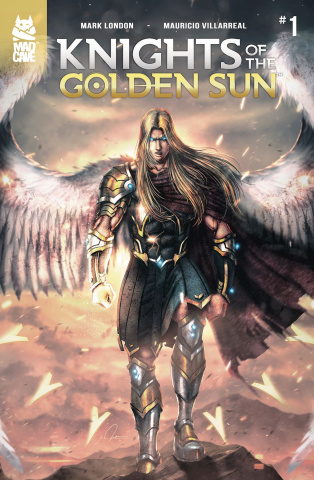 Knights of the Golden Sun #1