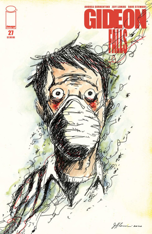 Gideon Falls #27 (Lemire Cover)