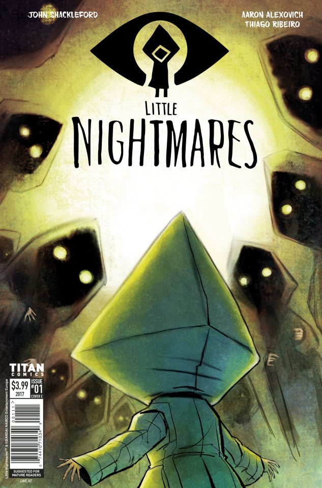 Little Nightmares #2 (Boatwright Cover)