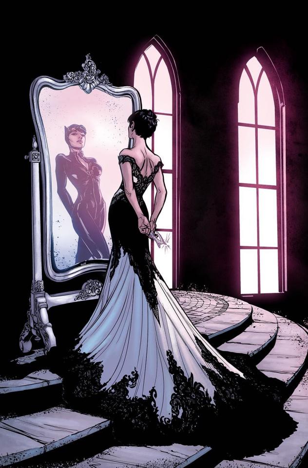 Batman #44 (Variant Cover)