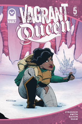 Vagrant Queen #5 (Smith Cover)
