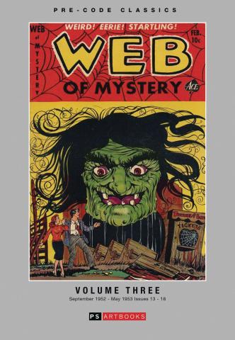 Web of Mystery Vol. 3