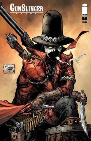 Gunslinger Spawn #1 (McFarlane Cover)