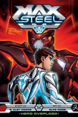 Max Steel: Hero Overload