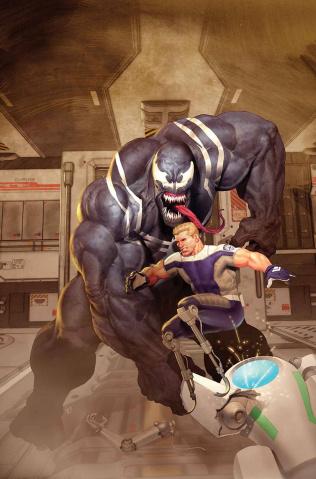 Venom: Space Knight #9